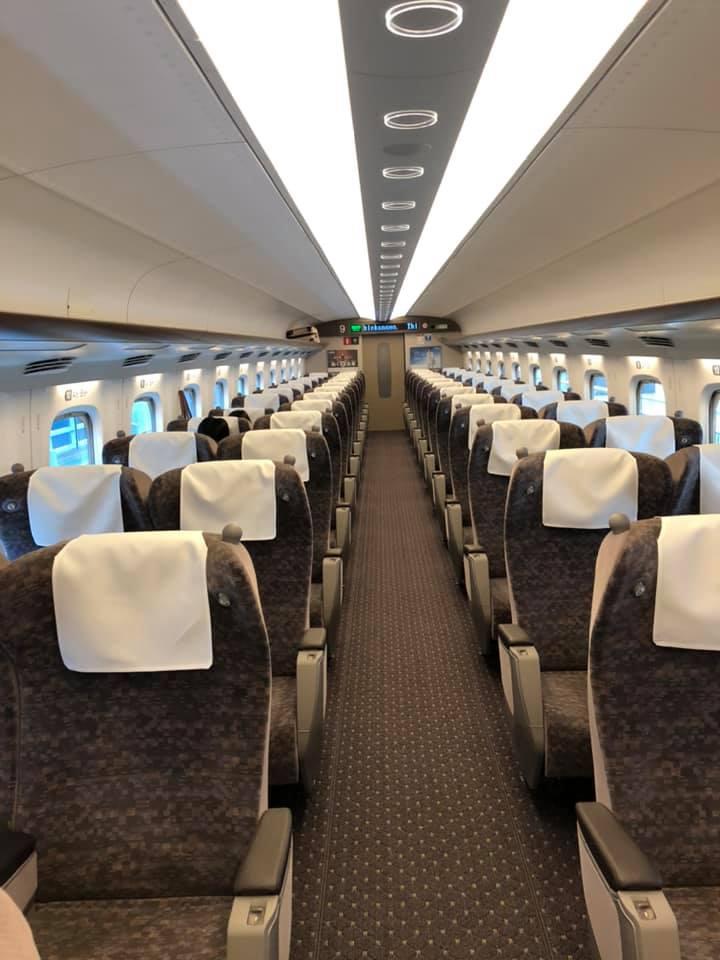 新幹線 グリーン 車